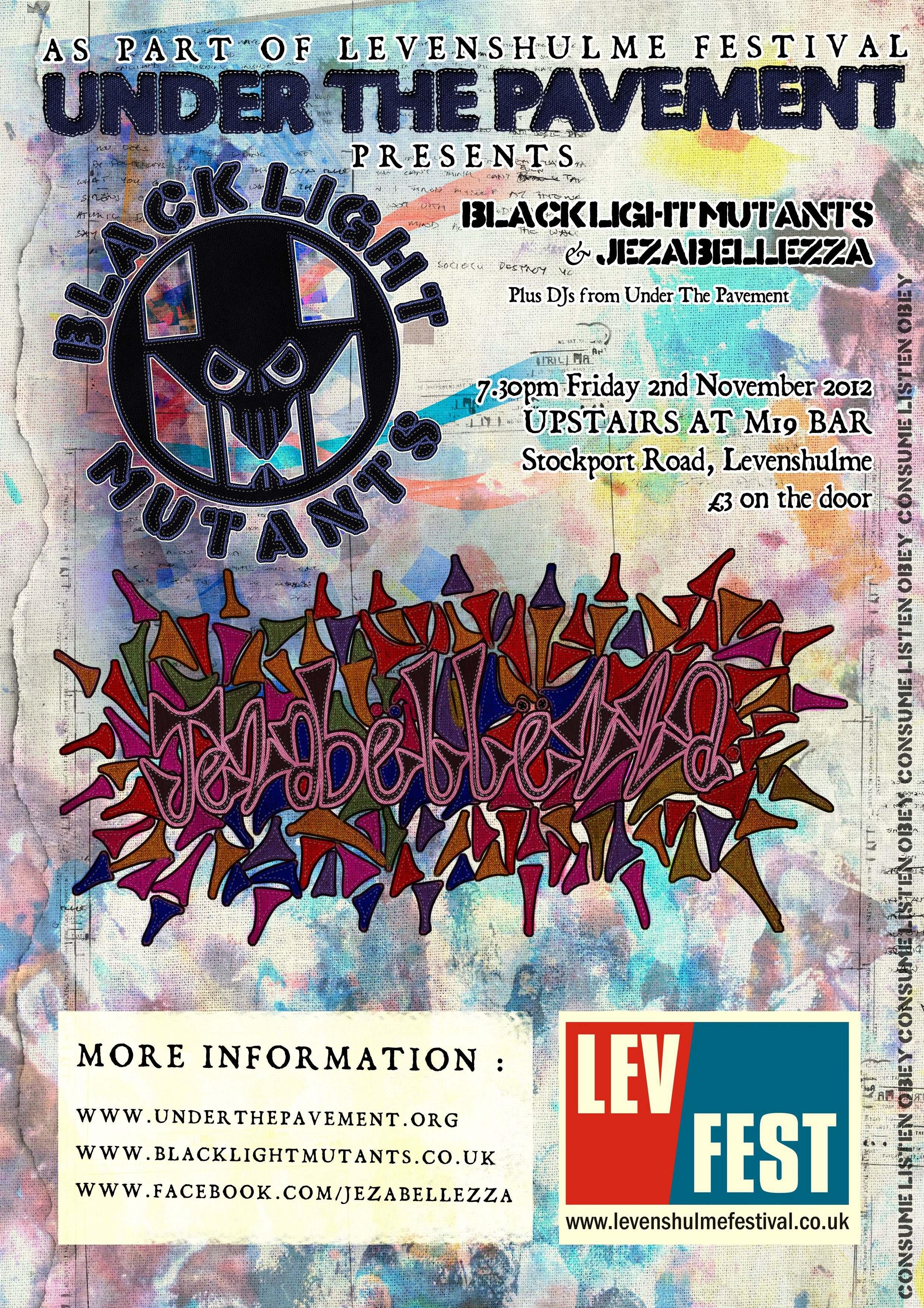 Black Light Mutants